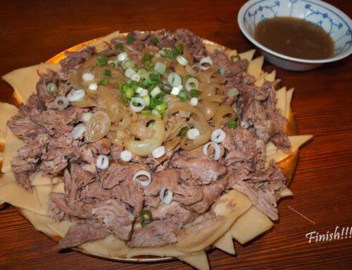 Abend der russischen Küche-Online