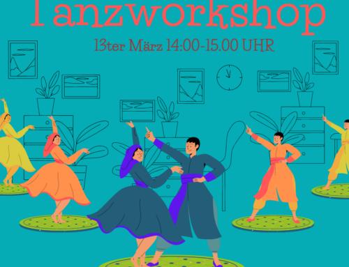 Digitale Baschkirische Tanzworkshops im März und April 2021