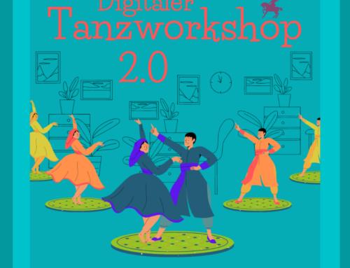 Digitaler Baschkirischer Tanzworkshop im April 2021